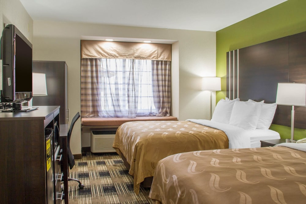 Room, Quality Inn & Suites Maggie Valley - Cherokee Area