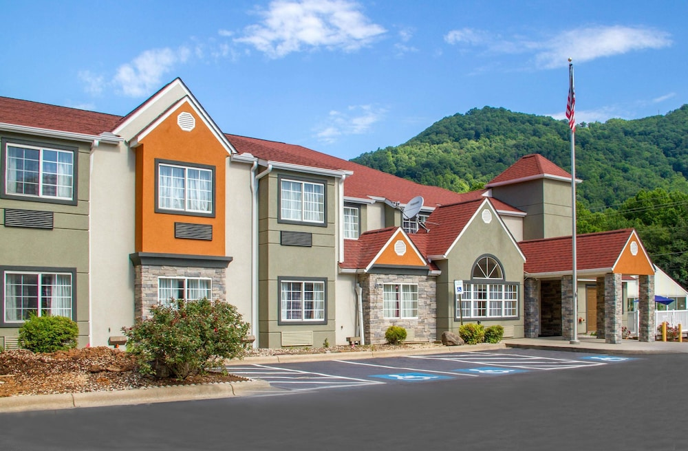 Exterior, Quality Inn & Suites Maggie Valley - Cherokee Area