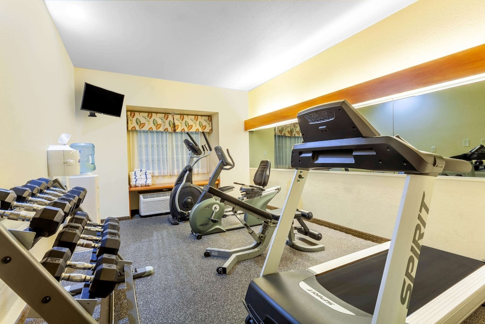 Fitness Facility, Microtel Inn & Suites by Wyndham Gulf Shores