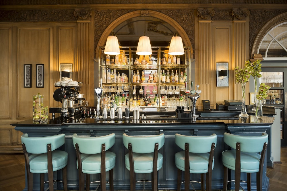 Bar, The Bailey's Hotel London