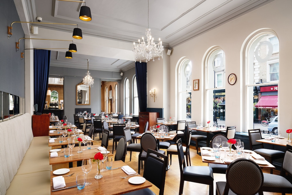 Restaurant, The Bailey's Hotel London