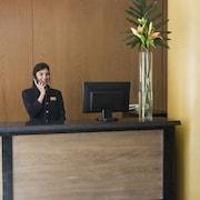 Mesa do concierge