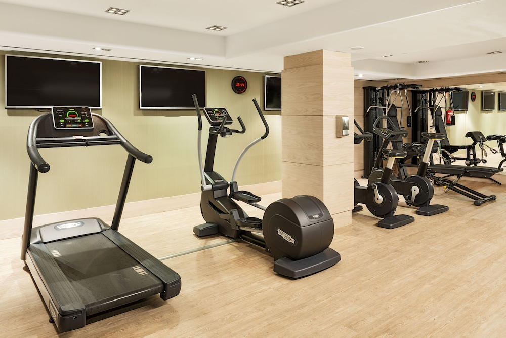 Fitness Facility, NH Collection Barcelona Gran Hotel Calderón
