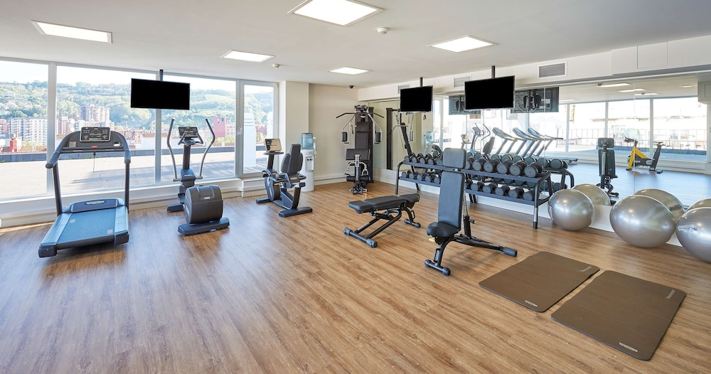 Fitness Facility, NH Collection Villa de Bilbao