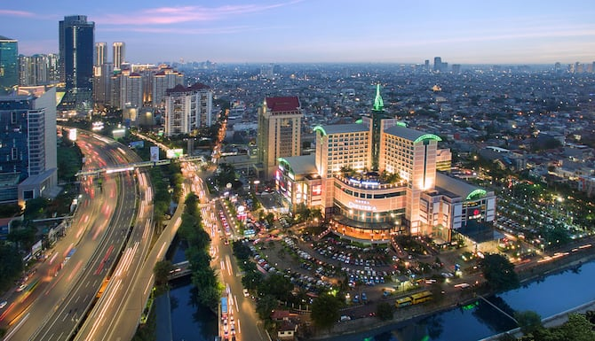 Hotel Ciputra Jakarta Jakarta 2021 Updated Prices Expedia Co Id