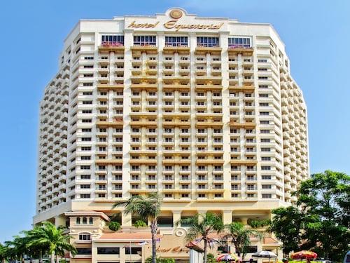 호텔 에퀴토리얼 멜라카