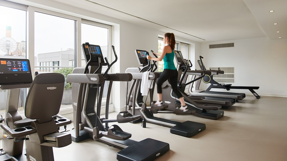Fitness Facility, The Mandala Hotel Berlin