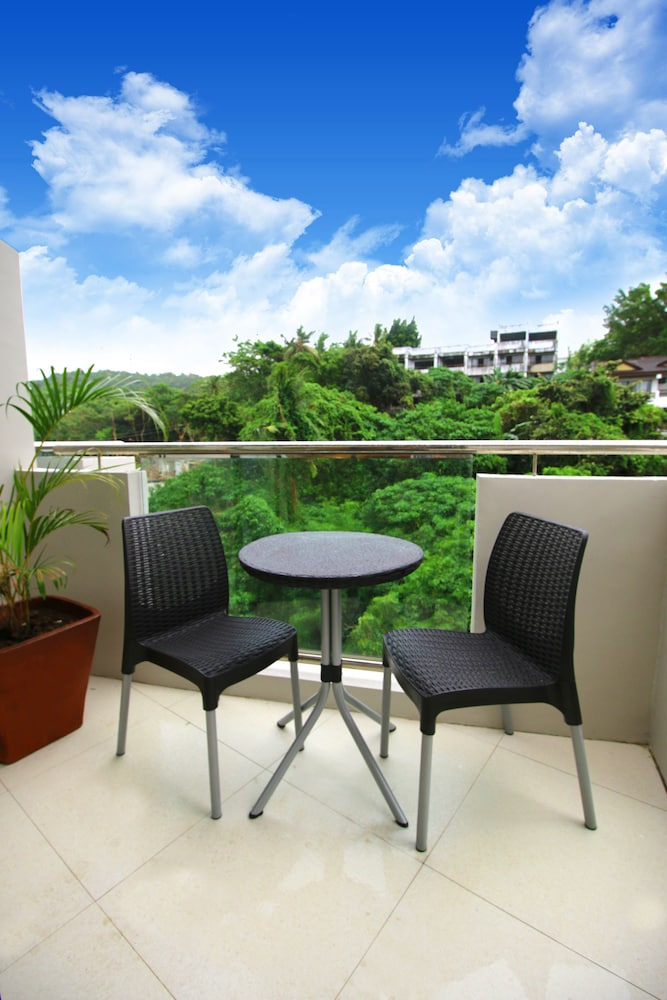 Balcony, Estacio Uno Lifestyle Resort
