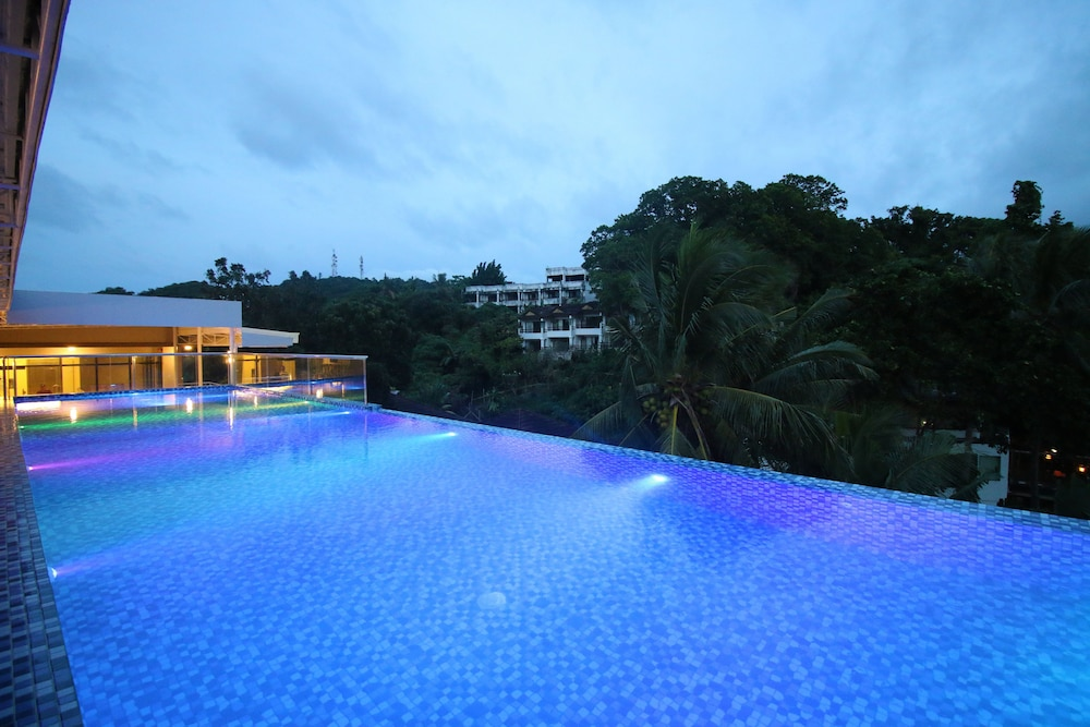 Infinity Pool, Estacio Uno Lifestyle Resort