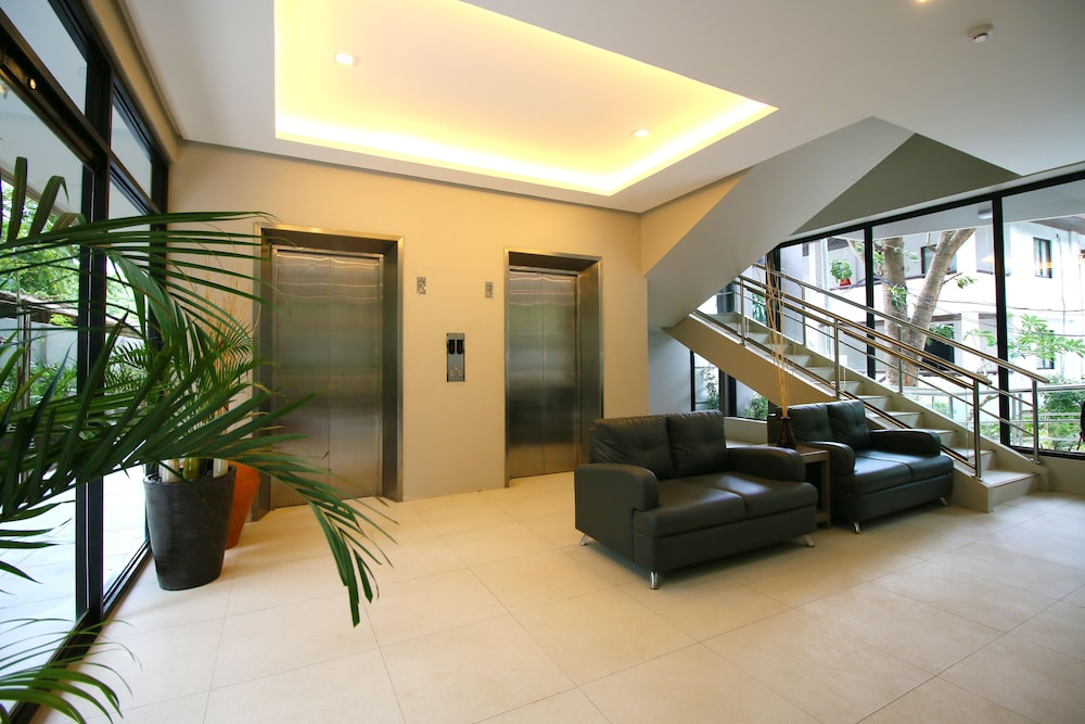 Lobby Sitting Area, Estacio Uno Lifestyle Resort