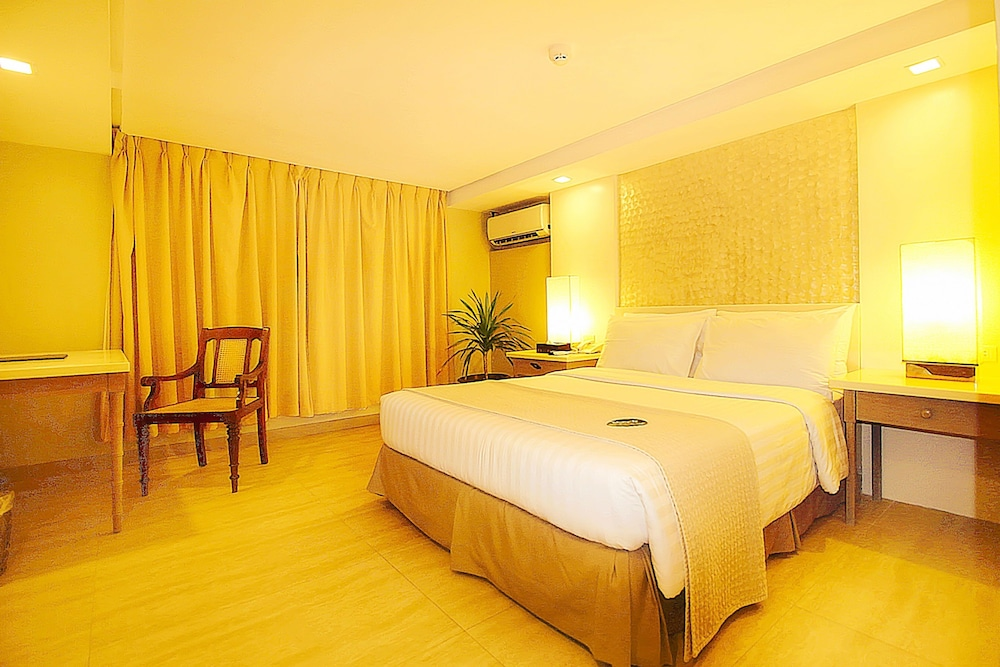 Room, Estacio Uno Lifestyle Resort