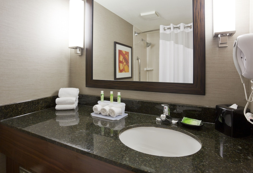 Bathroom, Holiday Inn Express & Suites Bloomington - MPLS Arpt Area W