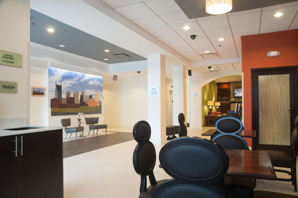 Lobby, Country Inn & Suites by Radisson, Nashville Airport, TN