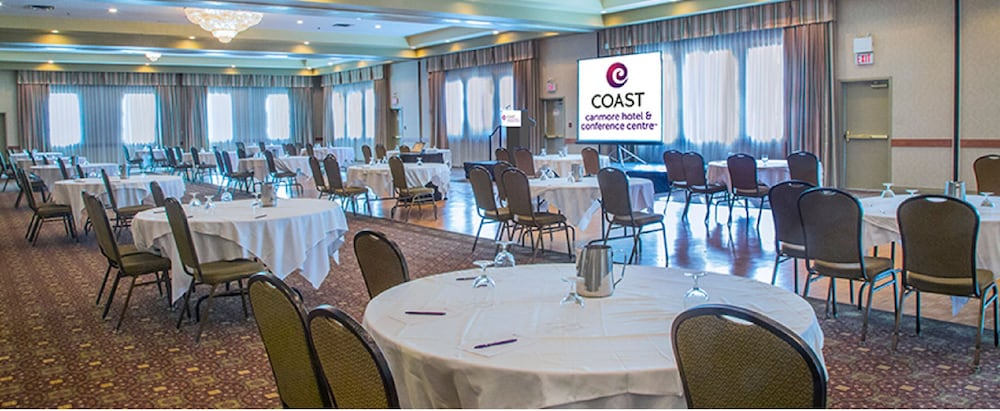 Meeting Facility, Coast Canmore Hotel & Conference Centre