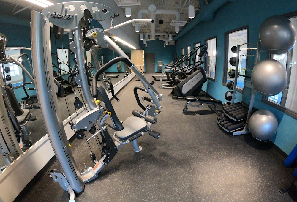 Fitness Facility, Coast Canmore Hotel & Conference Centre