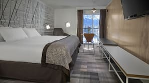 Premium bedding, pillow top beds, iron/ironing board, free WiFi