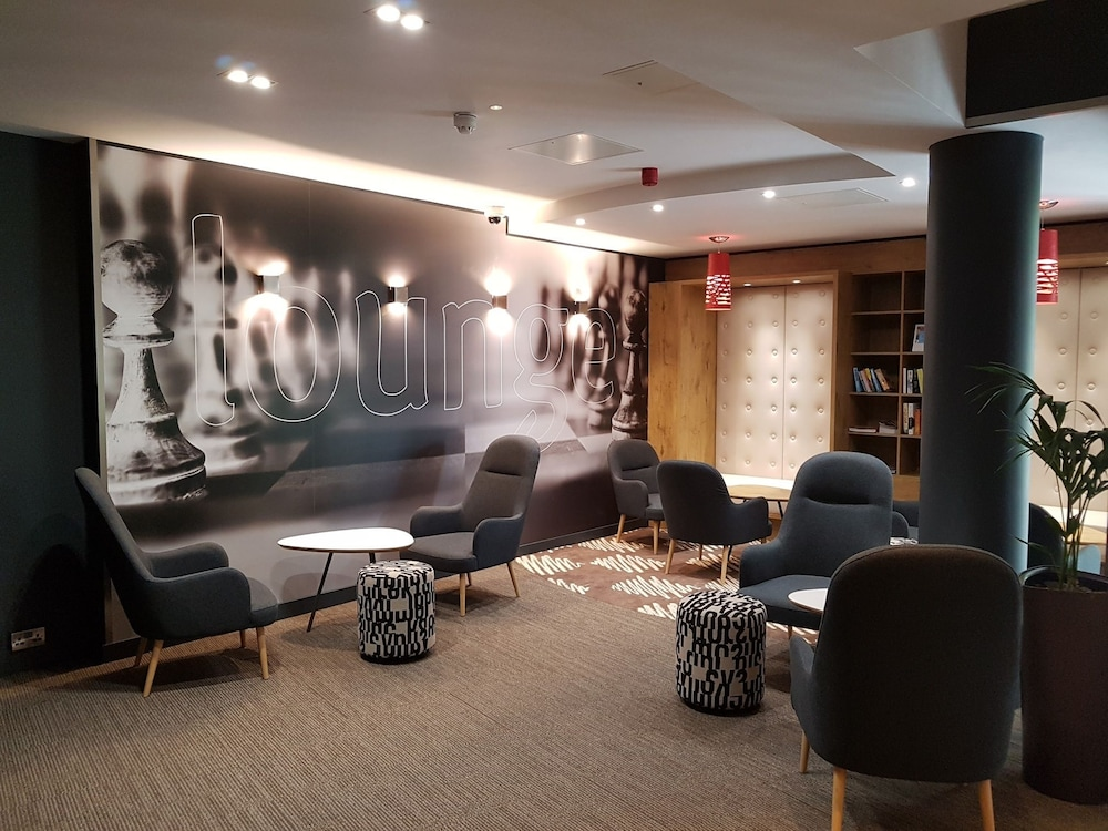 City View Featured Image Lobby Lounge
