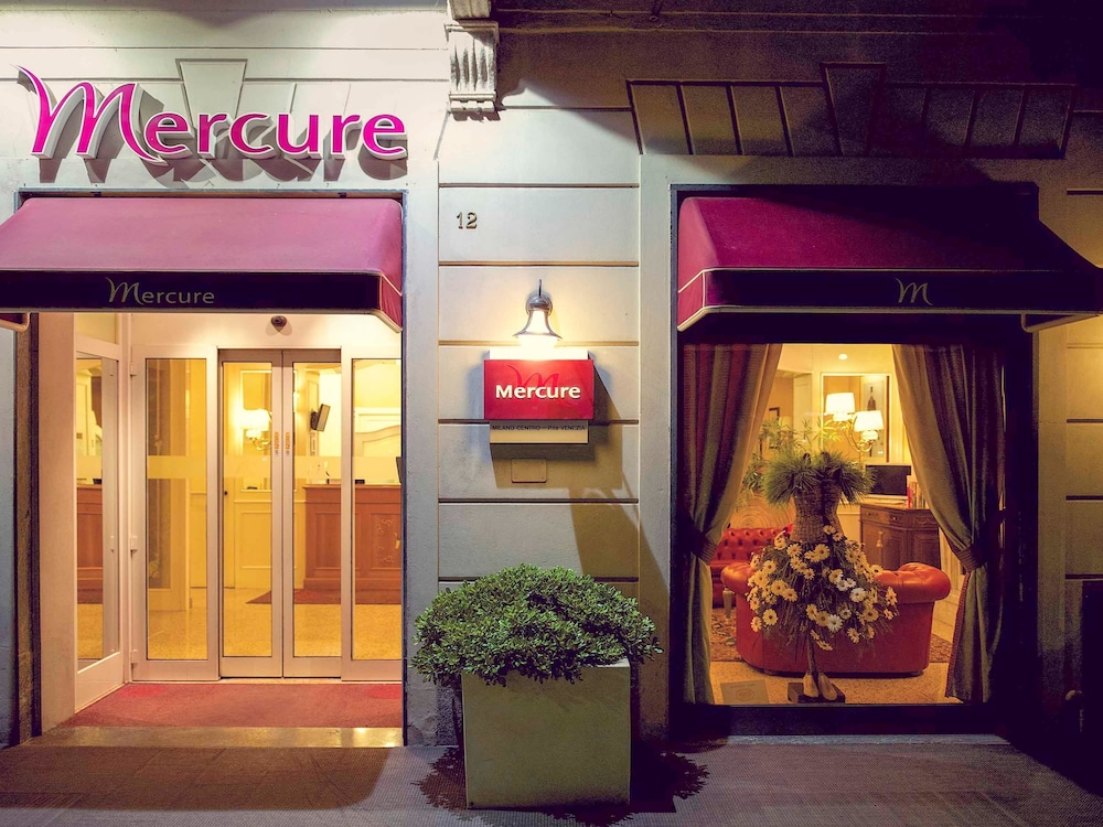 Mercure milano centro reviews photos rates for Hotel design milano centro
