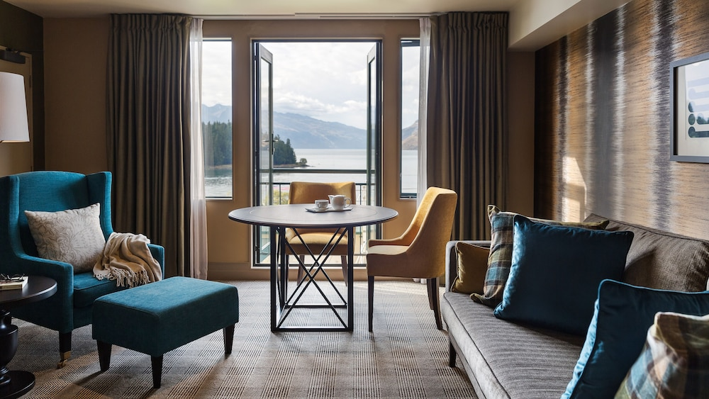 View from Room, Hotel St Moritz, Queenstown - MGallery