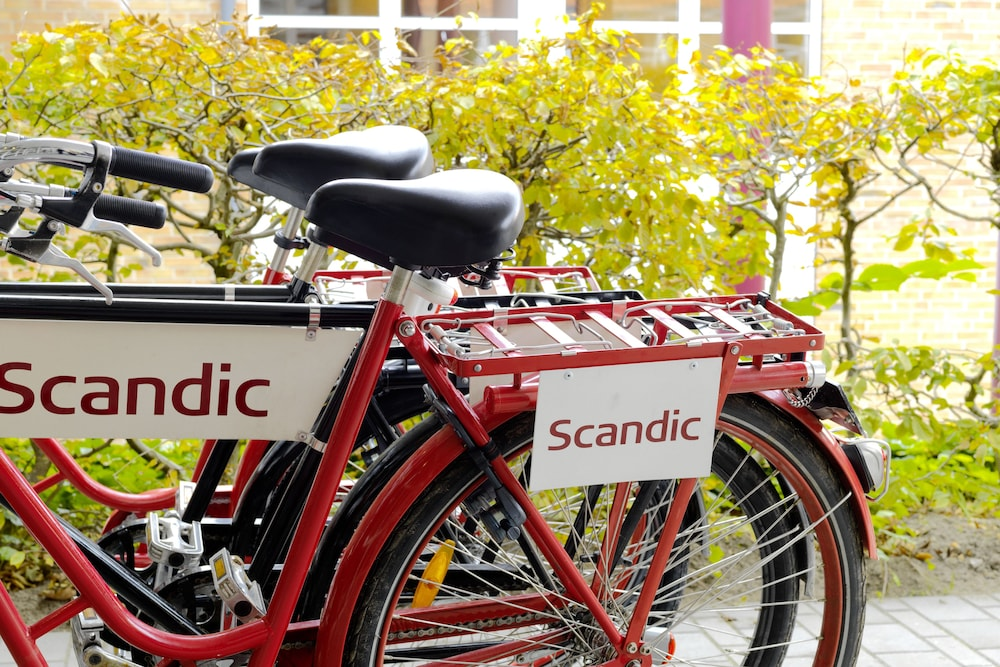 Bicycling, Scandic Continental