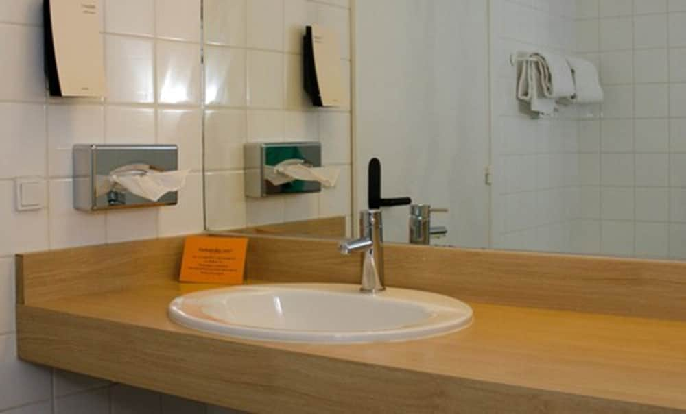 Bathroom Sink, Hotel Sønderborg Strand