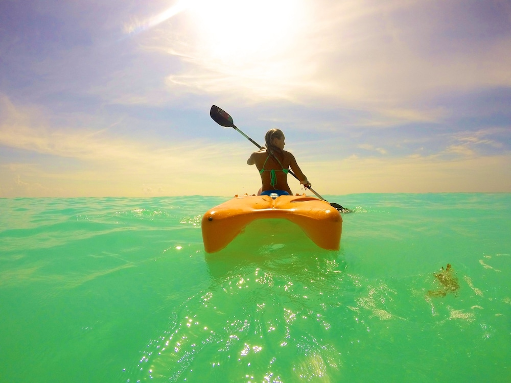 Kayaking, Paradisus by Melia Cancun - All Inclusive