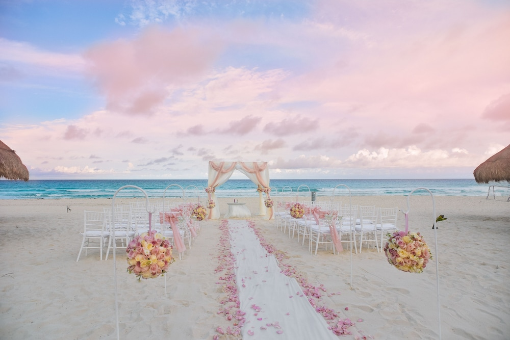 Outdoor Wedding Area, Paradisus by Melia Cancun - All Inclusive