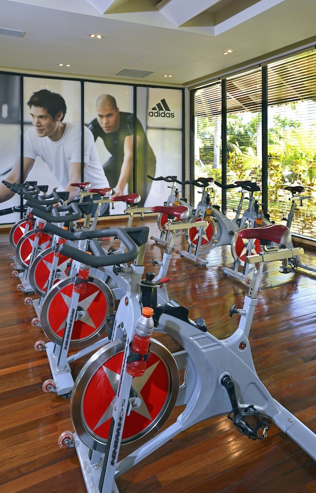 Fitness Facility, Paradisus Punta Cana Resort All Inclusive