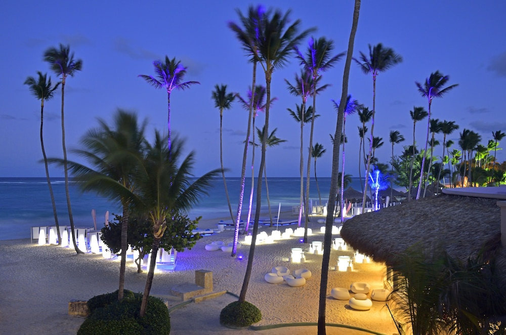 Beach, Paradisus Punta Cana Resort All Inclusive