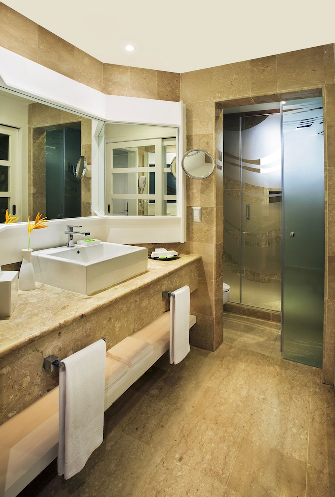 Bathroom, Paradisus Punta Cana Resort All Inclusive