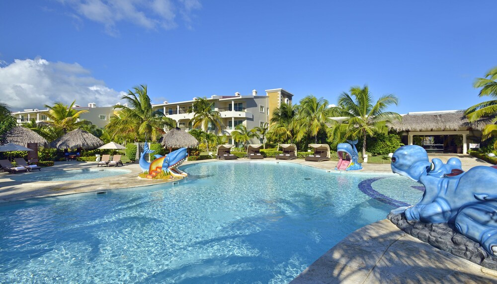 Children's Pool, Paradisus Punta Cana Resort All Inclusive