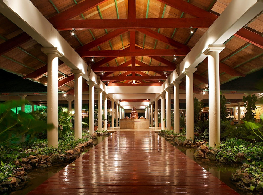 Interior Entrance, Paradisus Punta Cana Resort All Inclusive
