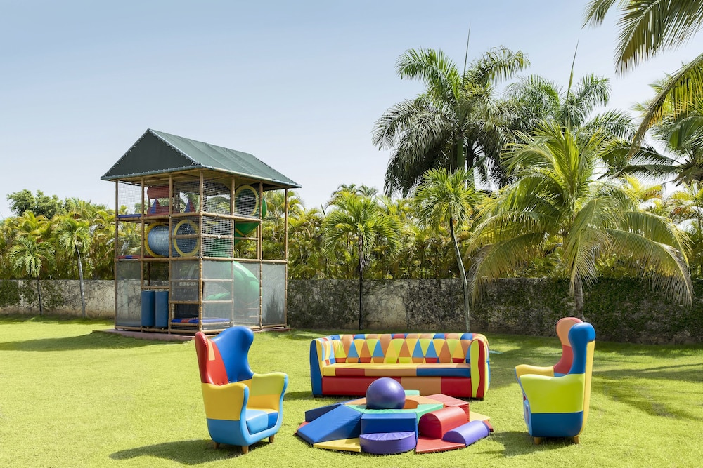 Children's Play Area - Outdoor, Paradisus Punta Cana Resort All Inclusive