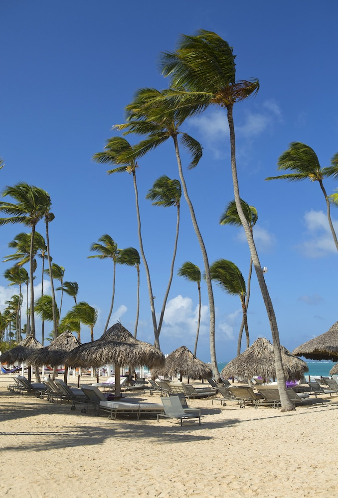 Beach Bar, Paradisus Punta Cana Resort All Inclusive