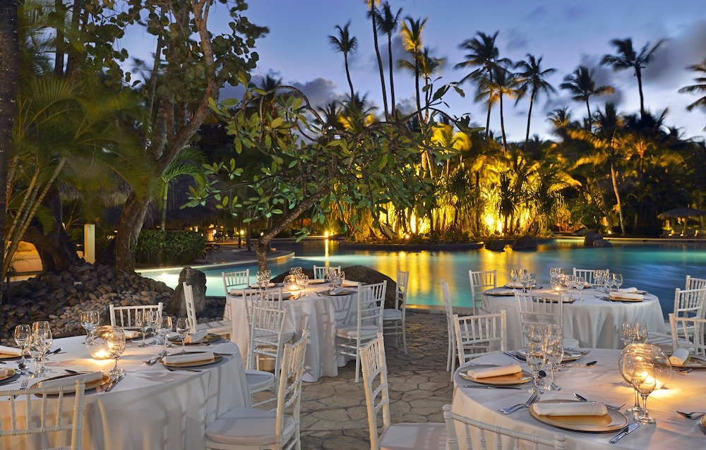Outdoor Wedding Area, Paradisus Punta Cana Resort All Inclusive
