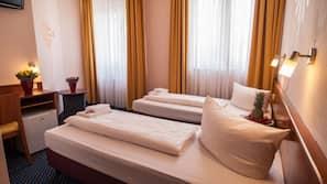 1 slaapkamer, hypoallergeen beddengoed, Select Comfort-bedden