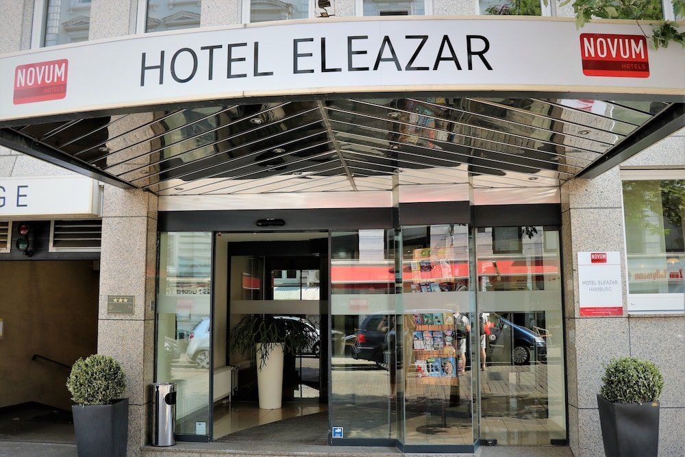 Novum Hotel Eleazar City Center Hamburg