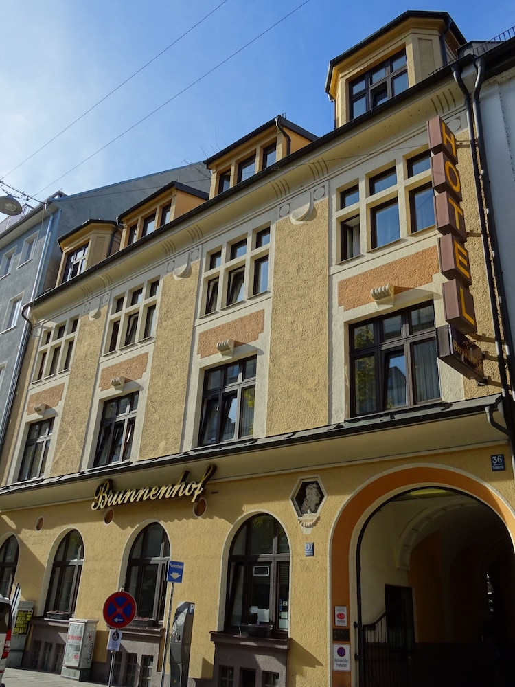 hotels munich near oktoberfest 2018
