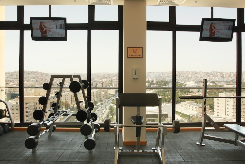 Fitness Facility, Regency Palace Amman