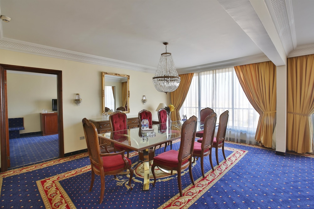 Room, Regency Palace Amman