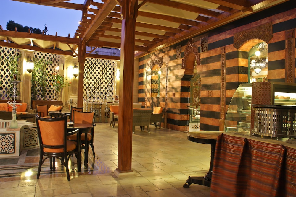 Restaurant, Regency Palace Amman