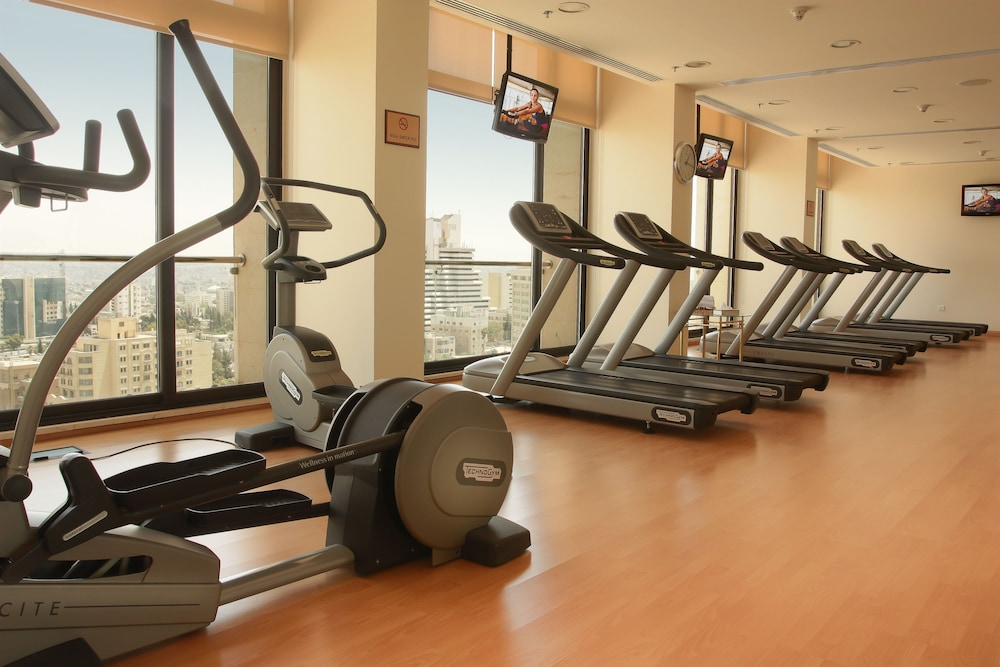 Gym, Regency Palace Amman