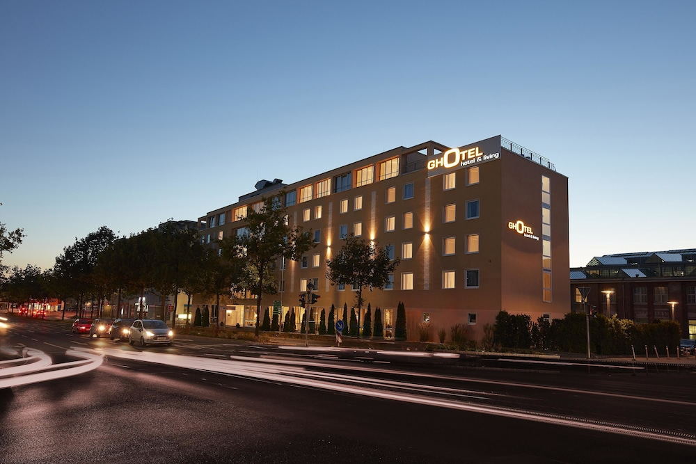 Ghotel Hotel Living Gottingen 2019 𝗗𝗲𝗮𝗹𝘀