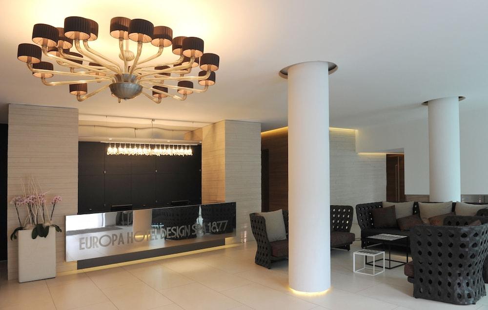 Europa hotel design spa 1877 2017 room prices deals for Designhotel europa