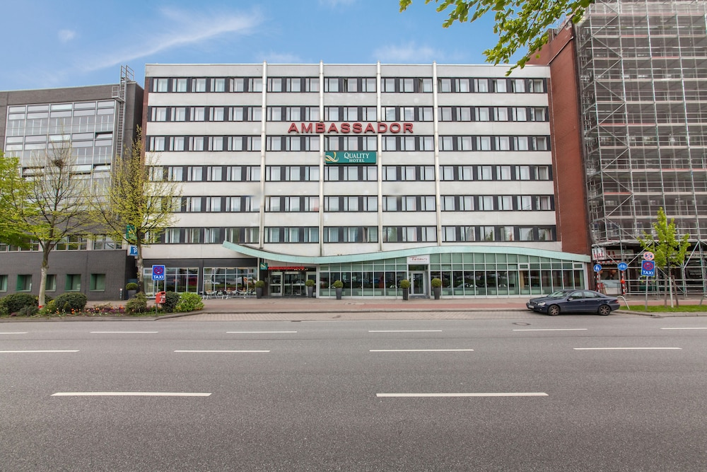 Hotel Novotel Hamburg City Alster Hamburg Germany