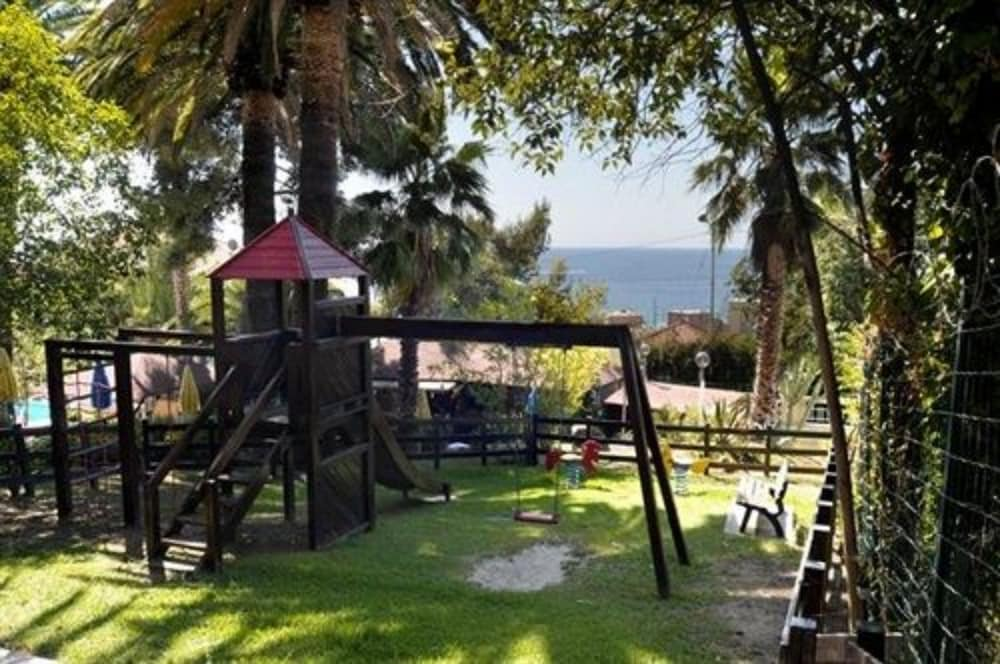 Children's Play Area - Outdoor, Nyala Suite Hotel Sanremo