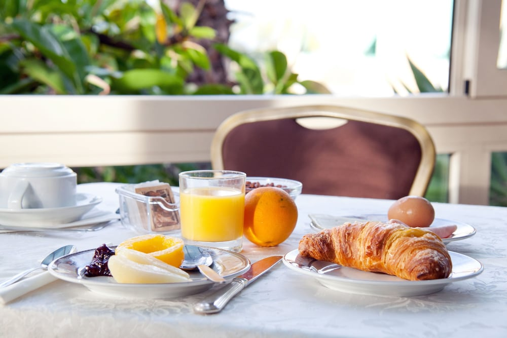 Breakfast Meal, Nyala Suite Hotel Sanremo