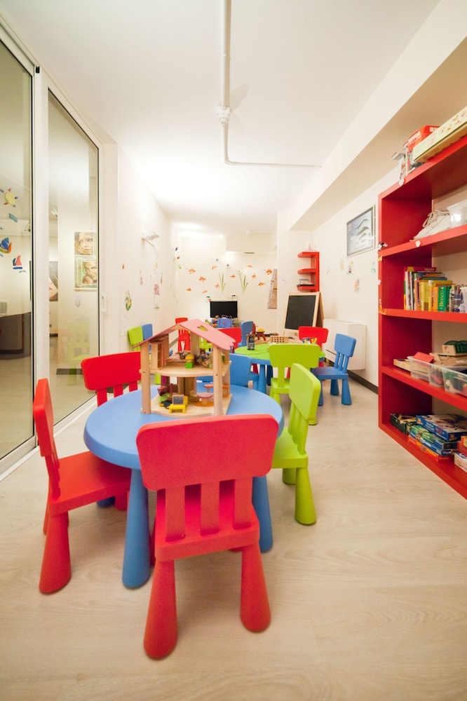 Children's Play Area - Indoor, Nyala Suite Hotel Sanremo