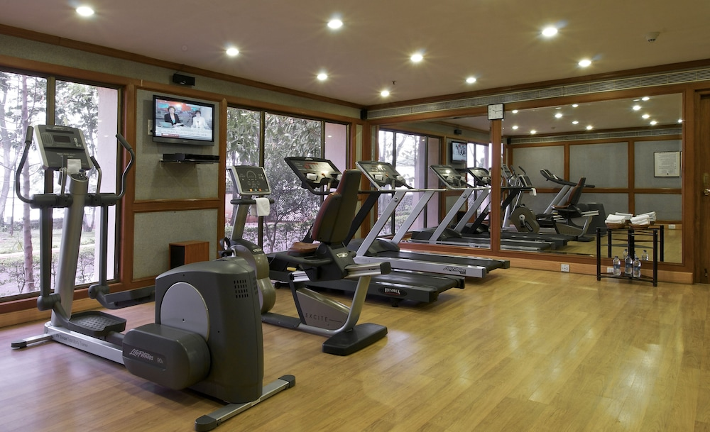 Fitness Facility, The Gateway Hotel Ambad