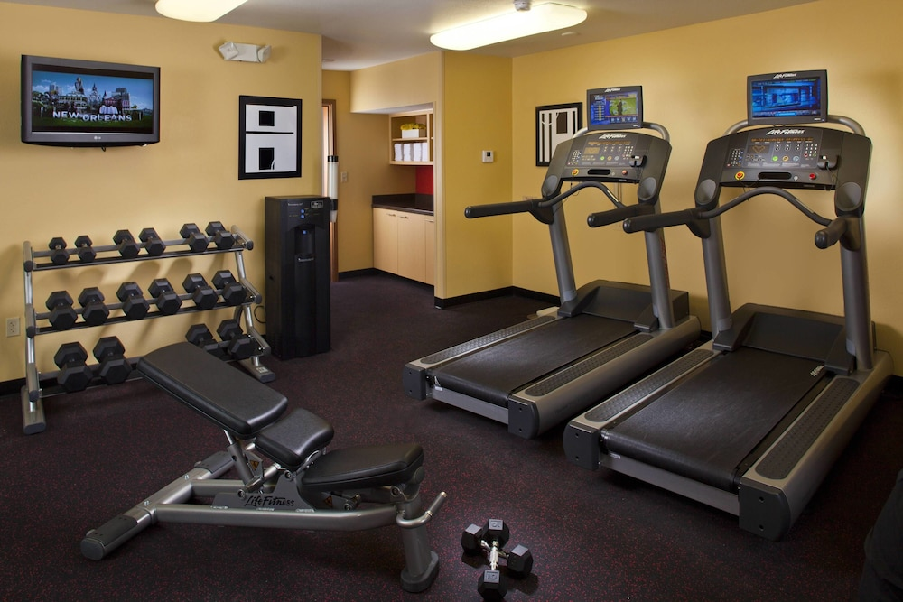 Fitness Facility, TownePlace Suites by Marriott Metairie New Orleans